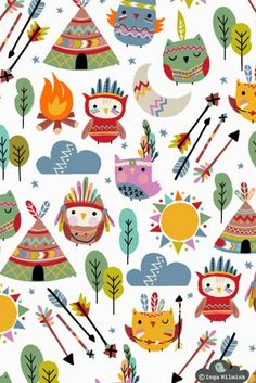 These fab designs are available for licensing from designer Inga Wilmink . Inga is a freelance designer based in London, although she is o...