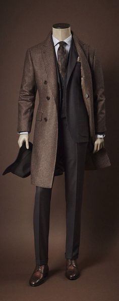 Sharp As A Tack Moment... Cashmere Suit, Thoughts? Be An Icon!