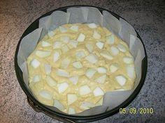 Apfel - Schmand Kuchen 4
