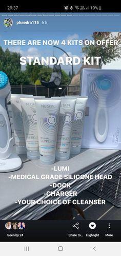 Nu skin lumi Nu Skin, Cleanser, Medical, Cleaning Agent, Medicine, Med School, Active Ingredient