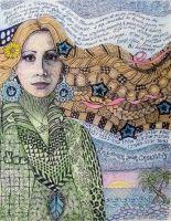 Veronique Cheney - Deaf Fine Artist Deaf Art, Deaf Culture, Hand Art, Sign Language, Fine Art America, Book Art, Mixed Media, Illustration Art, Scrapbook
