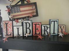 liberty/freedom