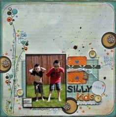 Nicole N.'s Gallery: Silly Kids