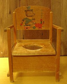80 Best Vintage Potty Chair Images Potty Chair Vintage