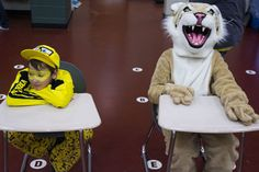 Secret identity: Autistic Grand Blanc teen uses mascot suit to connect with peers | MLive.com