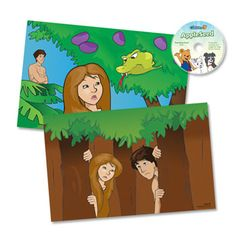 NEW! AppleSeed Teaching Cards with Resource CD