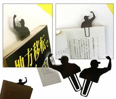 golfer bookmark