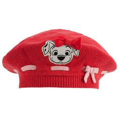101 Dalmatians Knit Hat for Baby
