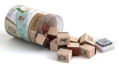 Hero Arts Woodblock Stamp Set, Bugs Ink N Stamp Hero Arts, Inc. http://www.amazon.com/dp/B000QV39HY/ref=cm_sw_r_pi_dp_96xJtb04NRJX373V