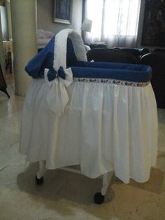 Tmoises azul con crema de k3cito