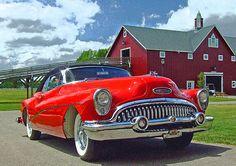 1953-1954 Buick Skylark