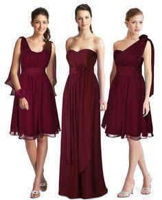 Robe Multiposition Bordeaux
