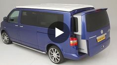 At First It Looks Like An Ordinary Van But What It Transforms Into With A Push Of A Button
