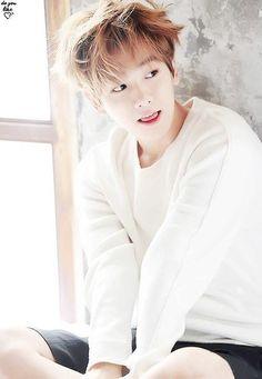 EXO's Baekhyun for AtStar1