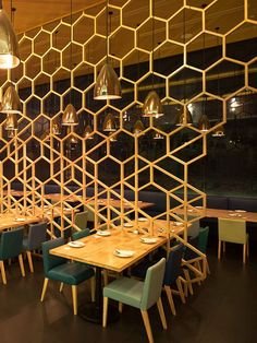 Laem charoen seafood Siam Paragon Design By Onion Architects