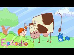 El Diario de Mika | La leche no viene de la cajita #Episodio - YouTube