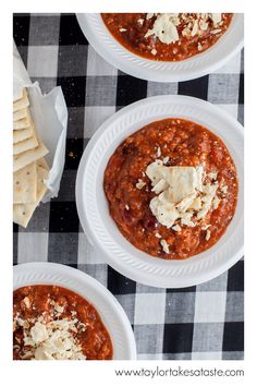 "Triple ""T"" Chili A delicious Turkey Chili for any tailgate!"