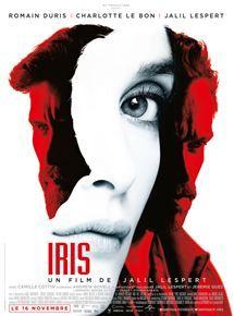 Iris de J. Lespert (2016- Nov.). Pourquoi pas !