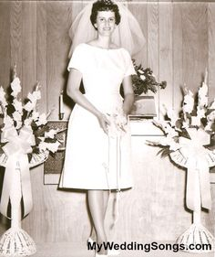 5 Ways of Honoring Your Mother's Memory At Your Wedding #remembering #mysongs