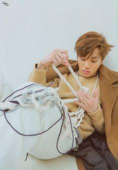 #EXO Universe Album SCANS - #Jongin (#Kai) <3
