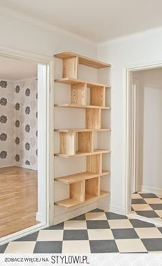Cool shelves!