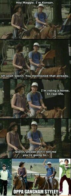 Omg no words lol! The Walking Dead