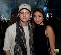 Ayiee my perfect couple 😘😍 from - JaDine is ready to party with Inside Showbiz here at Don't let the rain stop you 💦 Filipina Actress, Filipina Beauty, Lady Luster, James Reid, Nadine Lustre, Korean Couple, Bicycle Girl, Perfect Couple, Best Friend Pictures
