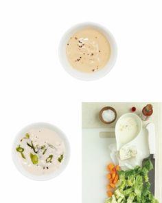 die besten 25 roquefort dressing ideen auf pinterest einfache salate salatdressing und. Black Bedroom Furniture Sets. Home Design Ideas