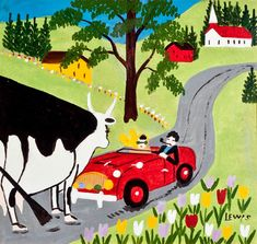 Image result for Maud Lewis Paintings