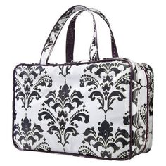 The Stick With It Palette fits nicely in this bag.  This bag is available at Target Stores.