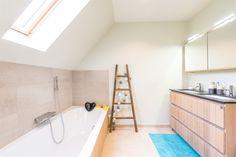 Badkamer - Energiezuinige houtskeletwoning | Energiezuinig bouwen met Arkana