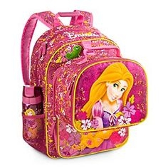 Disney Rapunzel Back to School Collection | Disney Store