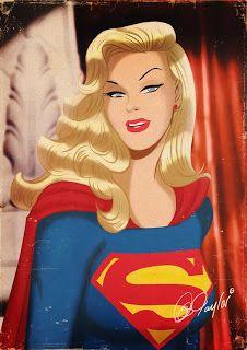 Des supergirl