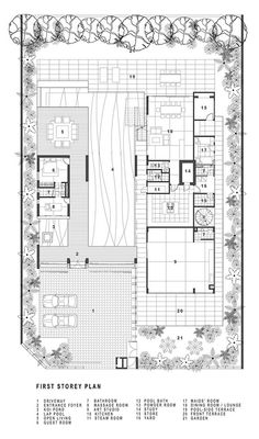 Image 12 of 14 from gallery of The Apartment House / Formwerkz Architects. second floor plan Moving Company Quotes, Under The Lights, House Layouts, House Floor Plans, Home Projects, House Design, Flooring, How To Plan, Second Floor