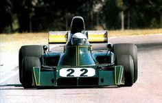Rikky Von Opel (Liechtenstein) Ensign N173 Ford Cosworth DFV 3.0 V8 Buenos Aires (Argentina). 1974. Qualified 26th but did not start the race due to handling problems