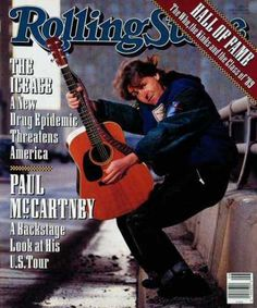 Rolling Stone Covers #550-599