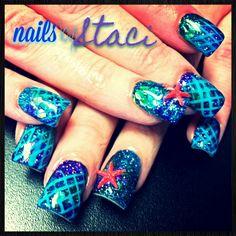 Undersea nails
