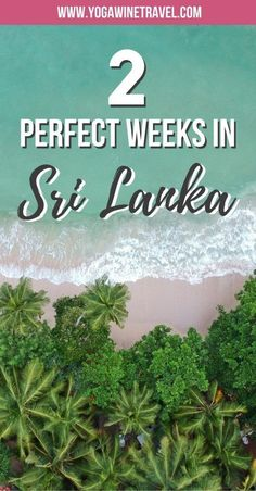 See Sri Lanka - A 2 Week Itinerary for the Pearl of the Indian Ocean. Unless you've been living under a rock, you'll know that Sri Lanka has become one of the top places to visit in Asia. Here is a flexible 2 week itinerary for the beautiful island - read Travel Advice, Travel Guides, Travel Tips, Travel Destinations, Budget Travel, Vietnam, Laos, Sri Lanka Itinerary, Arugam Bay