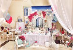 Mamma Mia/Santorini theme party