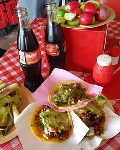 Taco love! A visit to #BajaCalifornia with out some tacos is incomplete! What's your favorite taco? Begin your tasty adventure by visiting: www.discoverbajacalifornia.com #Cabeza #CarneAsada #Tripa #Adobada #Carnitas #Fall #Photography #Leaves #Trees #Fashion #Art #Nature #love #instagood #photooftheday #tbt #beautiful #cute #me #happy #fashion #followme #follow #selfie #picoftheday #friends #instadaily #girl #fun #tagforlikes #smile #PassportReady #ISeeFaces #RTW #TTOT #TravelAddict…
