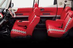 Review Honda N BOX SLASH 2015 Details Seating View Model
