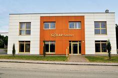 Bauhaus Mahlow verwaltungsgebäude in holzbauweise schönerwohnen holzhaus