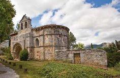 La Europa románica en España. Parroquia de Crespos en las Merindades de Burgos. (Foto CEDER Merindades www.lasmerindades.com). Os invitamos a visitar: www.europaromanica.es http://revista.destinorural.com/pdf/DR06/20-24merindades.pdf www.turismohumano.com