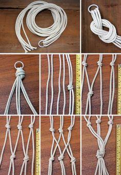 macrame plant hanger - Google Search