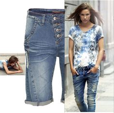Kawaii Plush: Jeans-Fashion