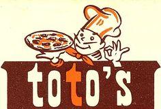 Toto's Pizza Guy by hmdavid, via Flickr