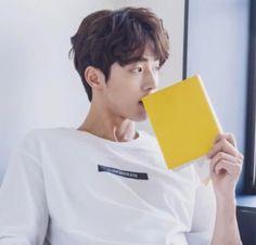 Of Nam Joo Hyuk's images with CéCi for U. – all we can think to say is: RAWRRRRR. And yes, we wanna know all of his secrets. Nam Joo Hyuk 2016, Nam Joo Hyuk Cute, One Yg, Nam Joo Hyuk Wallpaper, Jong Hyuk, Park Bogum, Bride Of The Water God, Ahn Hyo Seop, Nam Joohyuk