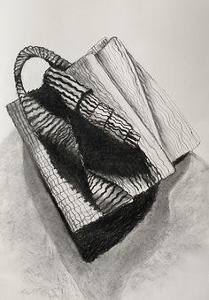 Houtskool, 2020 Art Work, My Arts, Carton Box, Work Of Art, Art Pieces