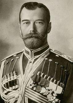 Государь-Император Николай второй