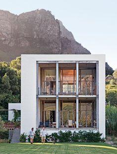 Un Cube Posa� Dans La Nature #architecture, https://facebook.com/apps/application.php?id=106186096099420, #bestofpinterest